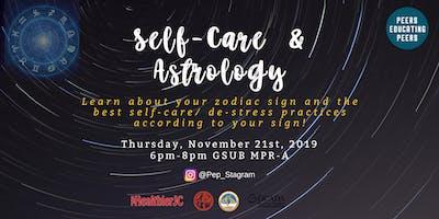 Self-Care Astrology