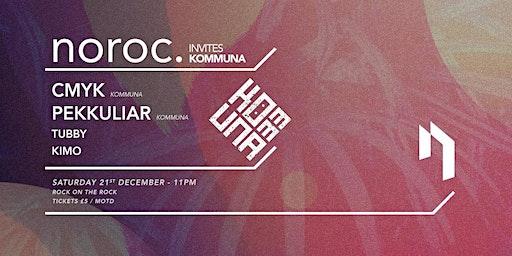 NOROC | 21.12.18 Kommuna Showcase
