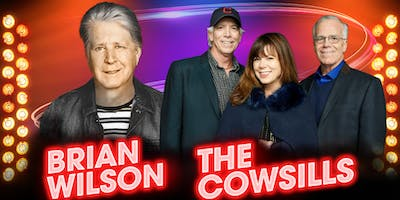 Brian Wilson with Special Guest The Cowsills