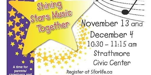 Shining Stars Music Together