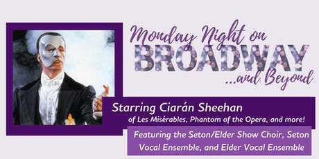 Monday Night on Broadway and Beyond tickets