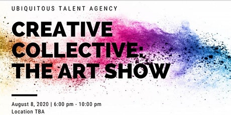 Creative Collective: The Art Show tickets