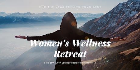 Women's Wellness Retreat tickets