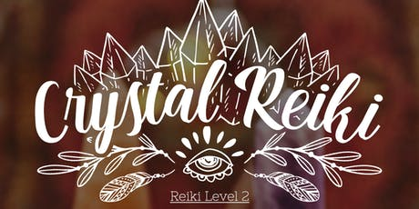 Crystal Reiki 2 - Cachoeirinha/RS ingressos