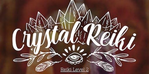 Crystal Reiki 2 - Cachoeirinha/RS