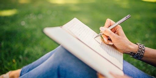 November Creative Writing and Self-Publishing Workshop