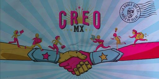 Creo Mx Emprendiendo a la Mexicana