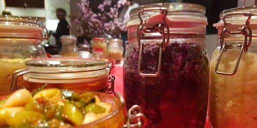 Gardening Lady Kimchi and Sauerkraut Fermentation Workshop