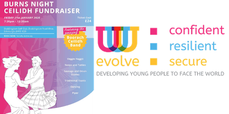Burns Night Ceilidh Fundraiser for U-evolve tickets