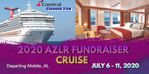 2020 AZLR FUNDRAISER CRUISE ****REGISTRATION ONLY****