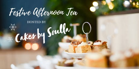 Festive Afternoon Tea at Renaissance tickets