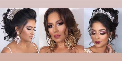 Amazing Beauty's Bridal Hairstyling Masterclass