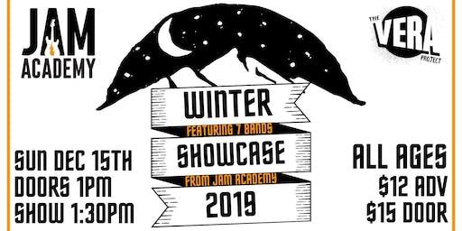 Jam Academy Music School presents: Winter Showcase 2019