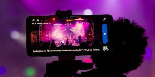 Smartphone fotografie: haal meer uit je smartphone!