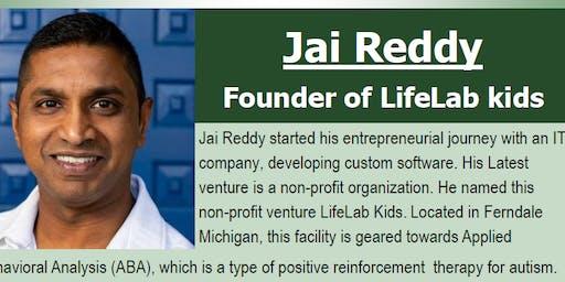 Entrepreneurship Speaker Event CANCELED