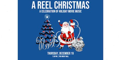 A Reel Christmas: A Celebration of Holiday Movie Music tickets