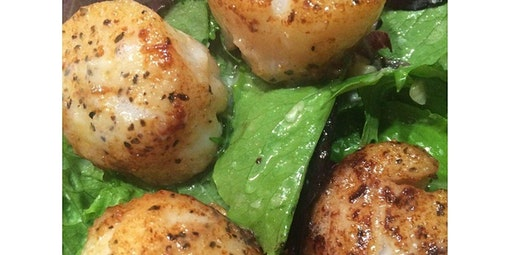 Chicken Marsala /scallops (04-04-2020 starts at 6:30 PM)