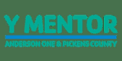 Y Mentor Training (Y Corporate Office Easley) 12/2/19