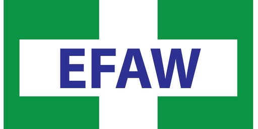 Emergency First Aid in the Workplace (EFAW)