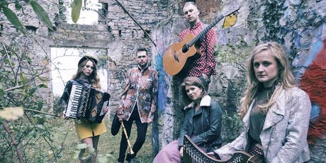 CALAN return to Chapel Sessions tickets