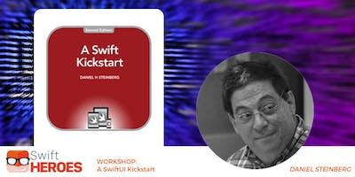 Swift Heroes WORKSHOP- A SwiftUI Kickstart (16 November)