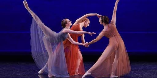 Columbia Ballet Collaborative: Fall 2019 Performances