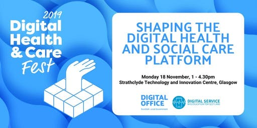 Shaping the Digital Health and Social Care Platform