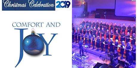 "Christmas Celebration 2019 FINALE ""Comfort & Joy!"" tickets"