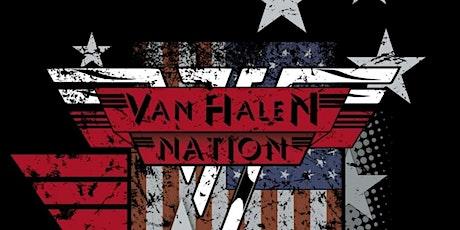 Van Halen Nation tickets