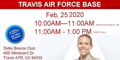 Travis AFB Veteran Job Fair - Feb 2020