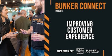 Bunker Connect NYC: Improving Customer Experience tickets