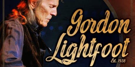 Gordon Lightfoot - 80 Years Strong Tour tickets