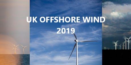 Offshore Wind 2019 tickets