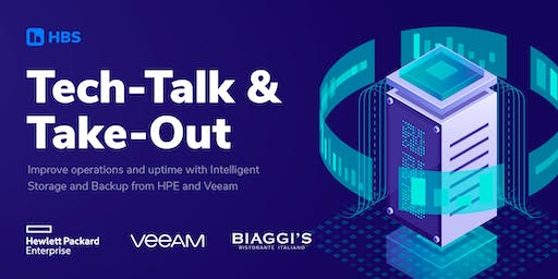 Tech-Talk and Take-Out: Intelligent Data and Backup