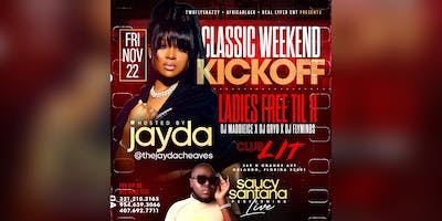 Classic Weekend KICKOFF - Club LIT