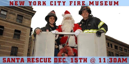 Annual Santa Rescue