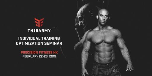 THE INDIVIDUAL TRAINING OPTIMIZATION - SEMINAR - HONG-KONG