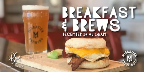 Breakfast + Brews at Migration Brewing (Ages 21+) tickets