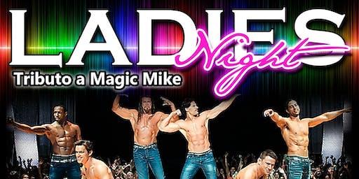 LADIES NIGHT tributo a Magic Mike