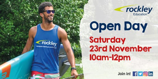 Rockley Sixth Form Courses Open Event November 2019