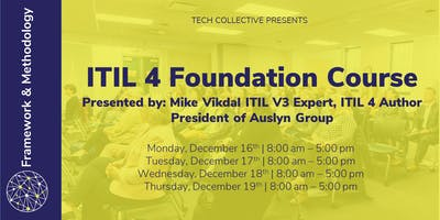 ITIL 4®Foundation Training, Simulation, and Certification Course