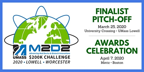 2020 M2D2 $200K Challenge Pitch-Off & Awards Celebration tickets
