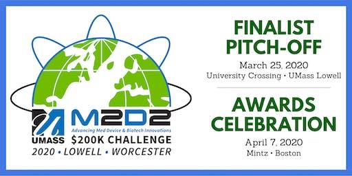 2020 M2D2 $200K Challenge Pitch-Off