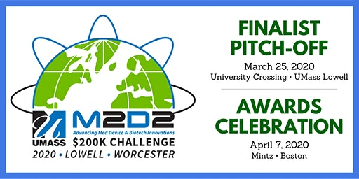 2020 M2D2 $200K Challenge Pitch-Off & Awards Celebration