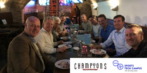 Sports Tech Campus Network dinner