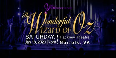 Jillina's BDEx Presents: The Wonderful Wizard of Oz: Norfolk