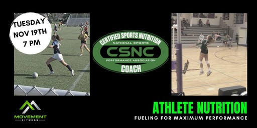 Athlete Nutrition: Fueling for Maximum Performance