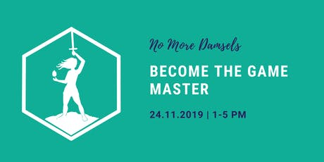 Become the Game Master! tickets