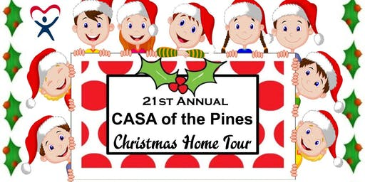 CASA of the Pines Christmas Home Tour