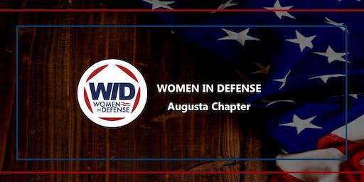 Women in Defense, Augusta Chapter Kickoff Reception